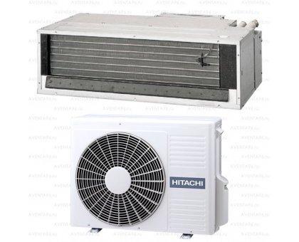 Купить Канальный кондиционер Hitachi RAD-25RPA/RAC-25NPA в Новосибирске