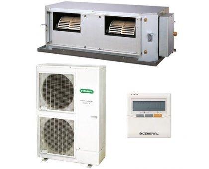 Канальный кондиционер GENERAL ARHC54L Серия ARHC-L Inverter