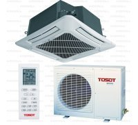Кассетный кондиционер Tosot T24H-LC2/I/TC04P-LC/T24H-LU2/O