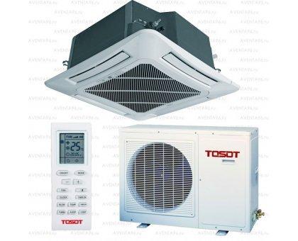 Купить Кассетный кондиционер Tosot T24H-LC2/I/TC04P-LC/T24H-LU2/O в Новосибирске