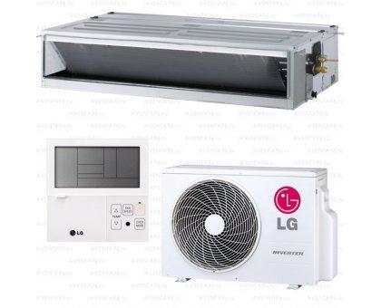 Канальный кондиционер LG UM18WC.N11R0/UU18WC.UL1R0