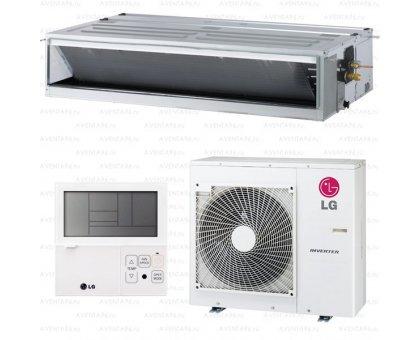 Канальный кондиционер LG UM36WC.N21R0/UU36WC.U41R0