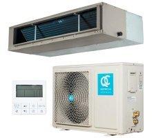 Канальный кондиционер QuattroClima QV-I24DC/QN-I24UC