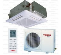 Кассетный кондиционер Tosot T18H-LC2/I/TC03P-LC/T18H-LU2/O