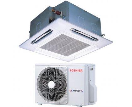 Купить Кассетный кондиционер Toshiba RAV-SM564UT-E/RAV-SM563AT-E в Новосибирске