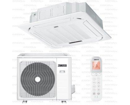 Кассетный кондиционер Zanussi ZACC-36 H/ICE/FI/A18/N1