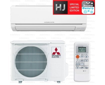 Кондиционер Mitsubishi Electric MSZ-HJ25VA-ER/MUZ-HJ25VA-ER
