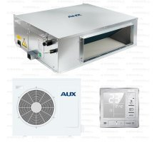 Канальный кондиционер AUX ALMD-H36/5R1 AL-H36/5R1(U)