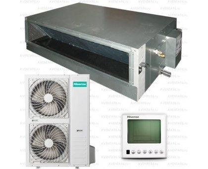 Канальный кондиционер Hisense AUD-60HX4SHH/AUW-60H6SP1