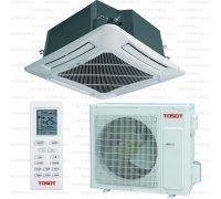 Кассетный кондиционер Tosot T36H-LC2/I/TC04P-LC/T36H-LU2/O