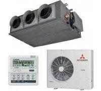 Канальный кондиционер Mitsubishi Heavy FDUM50VD/SRC50ZIX-S Серия FDUM Inverter