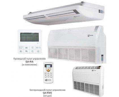 Купить Напольно-потолочный кондиционер QuattroClima QV-I48FC/QN-I48UC в Новосибирске