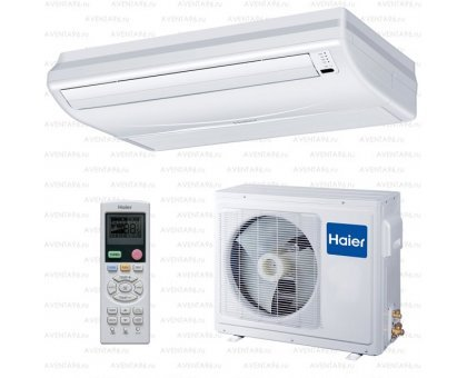 Напольно-потолочный кондиционер Haier AC24CS1ERA(S)/1U24FS1EAA