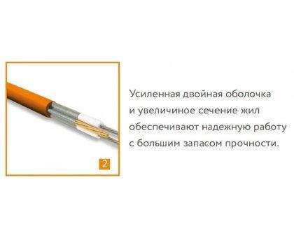 """Купить Нагревательный кабель для теплого пола """"Теплолюкс"""" Tropix ТЛБЭ 13,0 м - 190 Вт в Новосибирске"""