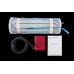 Купить Нагревательный мат Теплый пол № 1 ТСП-75-0,5 м² в Новосибирске