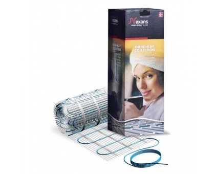 Купить Маты нагревательные двужильные NEXANS Millimat/150 150W 1,0кв.м в Новосибирске