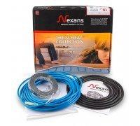 Комплект двухжильного нагревательного кабеля с алюминиевым экраном TXLP/2R 300/17 (17,6 п.м.)
