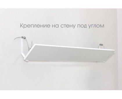 Купить Инфракрасный стеклянный обогреватель Пион Термоглас Ceramic 08 800Вт Белый в Новосибирске
