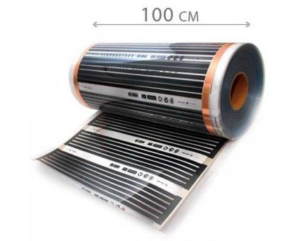 Инфракрасный теплый пол Q-term 100 см 220 Вт