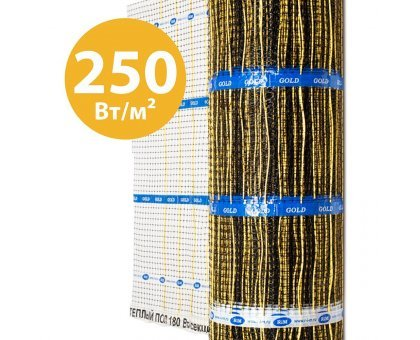 Купить Теплый пол RiM Gold - 180Вт/0,72м² в Новосибирске