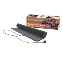 Электрический коврик для сушки обуви«Теплолюкс» Carpet 50x80(серый)