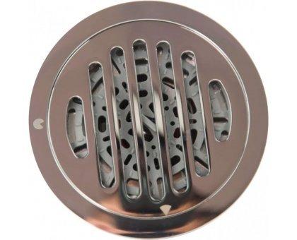 Купить Трап сантехнический MAGdrain CC 01 Q50-GY(3.0) (100, магнитный клапан, Латунь, Хромированный, Кругл) в Новосибирске
