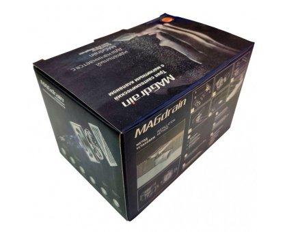 Купить Трап сантехнический MAGdrain FC 05 Q50-Q (100*100,магнитный клапан,Латунь,Полированная бронза рыбки) в Новосибирске